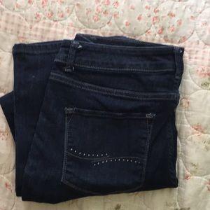 Lee modern series jeans. Size 12 short.